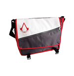 Bolsa Messenger Assassins Creed Red Core Crest Emblem Logo