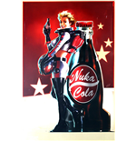 Póster Fallout 4 - Nuka Cola Advert - 61x91,5 Cm