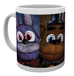 Caneca Five Nights at Freddy's