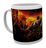 Caneca Gears of War 253330