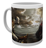 Caneca God Of War 253333