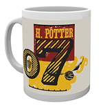 Caneca Harry Potter 253436