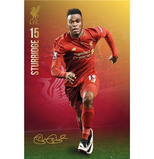 Poster Liverpool FC 253452