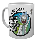 Caneca Rick and Morty 253578