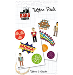 Tatuagem Big Bang Theory 254111
