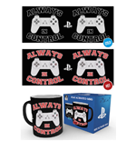 Caneca PlayStation 254234