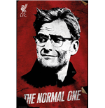 Póster Liverpool FC - The Normal One 61x91,5 Cm