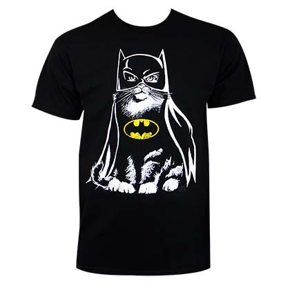 Camiseta Batman Catman