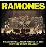 Vinil Ramones - Westwood One Fm 1992 Live At Palladium