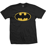 Camiseta Super heróis DC Comics Batman Logo