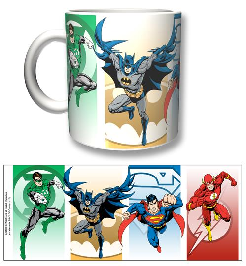 Caneca Justice League 254898