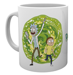 Caneca Rick and Morty 255333