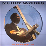 Vinil Muddy Waters - At Newport (Picture Disc)