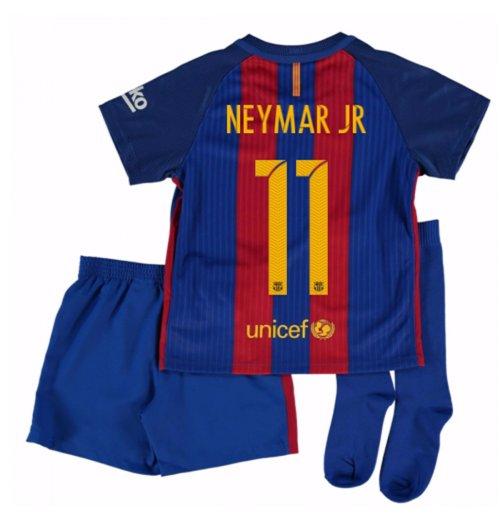 0d20cbe737 Compra Camiseta Barcelona Home 2016/17 de criança (Neymar JR 11)