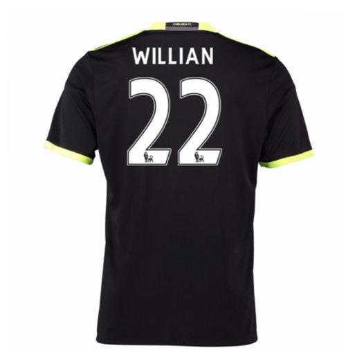 Compra Camiseta Chelsea 2016-2017 Away (Willian 22) de criança ca2c57010d25c