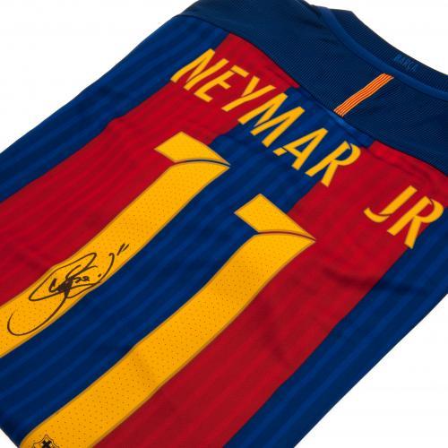 cec3c559c1831 Compra Camiseta autografada FC Barcelona 2016 17 Neymar Original
