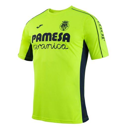 Compra Camiseta Vila Real 2016-2017 (Amarelo) Original d4634ab06c913