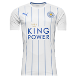 Camiseta Leicester City F.C. 2016-2017 Third