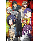 Poster Tokyo Ghoul 258226