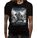 Camiseta Gears of War 258241