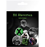 Broche Ed Sheeran 258780