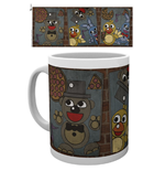 Caneca Five Nights at Freddy's 259921