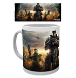 Caneca Gears of War 259925