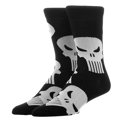 Meias The punisher