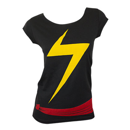 Camiseta Ms Marvel