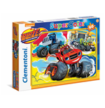 Quebra-cabeça Blaze and the Monster Machines 262040