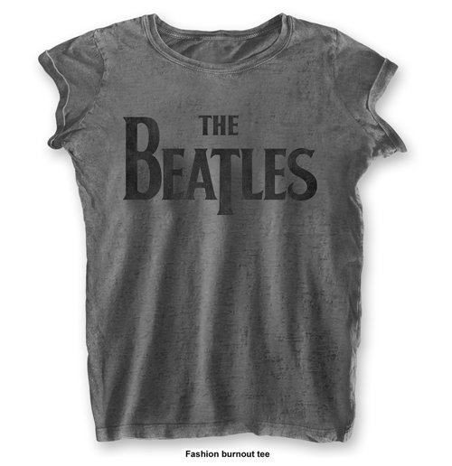 Camiseta The Beatles Drop T Logo
