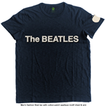 Camiseta Beatles de homem - Design: Logo & Apple