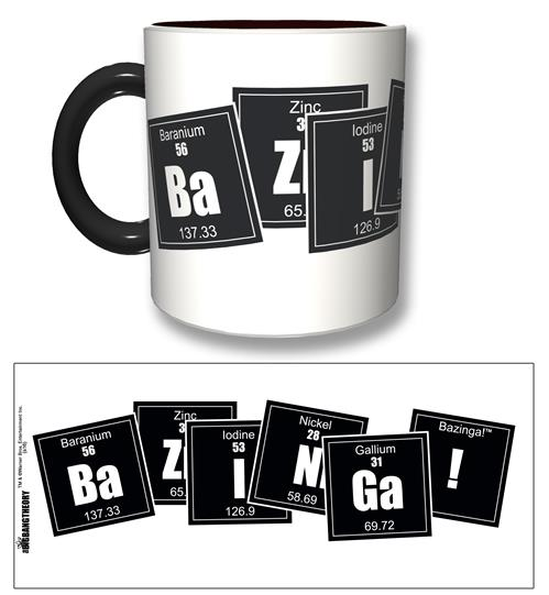 Caneca Big Bang Theory 262977