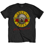 Camiseta Guns N' Roses Not in this Lifetime Tour