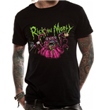 Camiseta Rick and Morty 263306