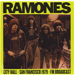 Vinil Ramones - City Hall Plaza 1979 In San Francisco