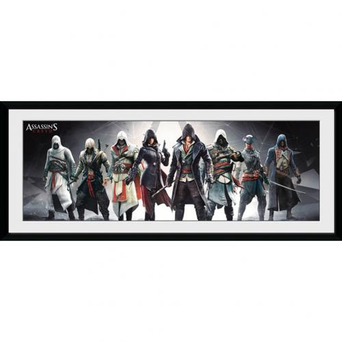 Mouldura Assassins Creed 264809