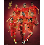Poster Liverpool FC 264985