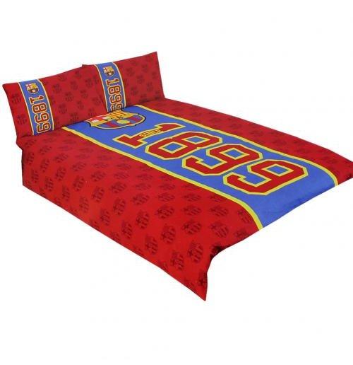 274f278da3 Jogo de cama dupla FC Barcelona Original  Compra Online em Oferta