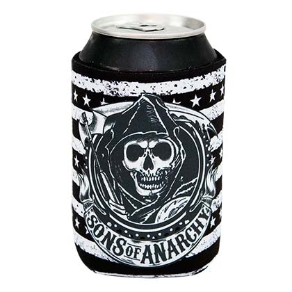 Koozie Sons of Anarchy Reaper