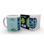 Caneca Rick and Morty 267870