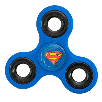 Fidget spinner Superman