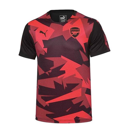 Camiseta Arsenal 2017-2018
