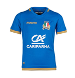 Camiseta Itália Rugby 2017-2018 Home Replica