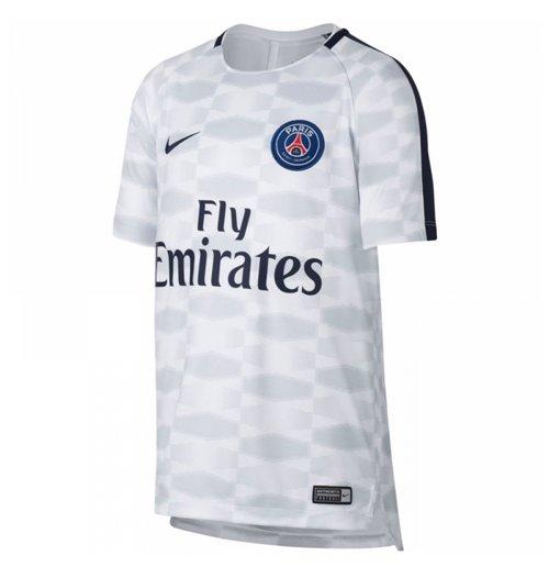 7ddbe19d73 Compra Camiseta Paris Saint-Germain 2017-2018 (Branco) Original