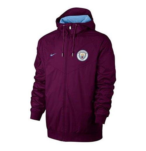 0268d7ae09 Jaqueta Manchester City FC 2017-2018 Original: Compra Online em Oferta