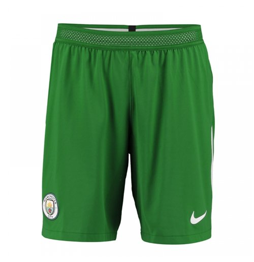 Shorts Manchester City FC 2017-2018 Home (Verde)