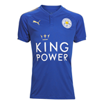 Camiseta 2017/18 Leicester City F.C. 2017-2018 Home