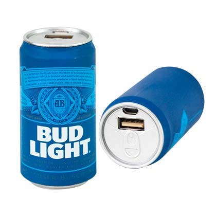 Powerbank Bud Light