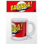 Caneca Big Bang Theory 270882
